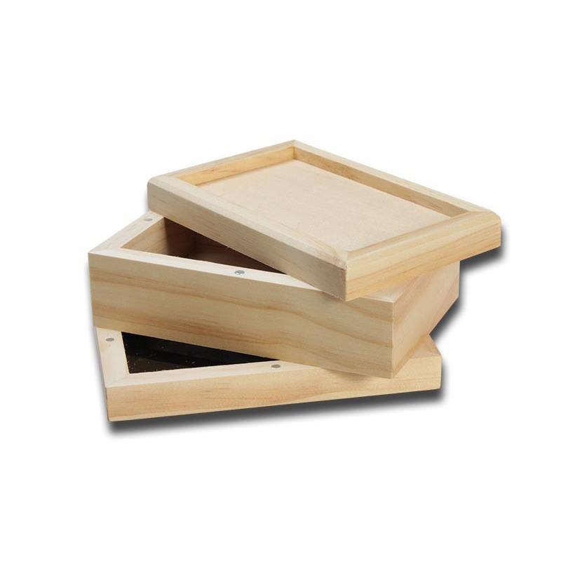 aufbewahrungsbox mit pollensieb 140x90mm produkte. Black Bedroom Furniture Sets. Home Design Ideas